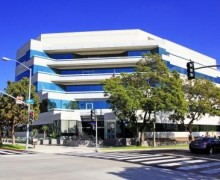 Children's Hospital Los Angeles opened a new facility in this building off 20th Street. (Photo courtesy Children's Hospital)