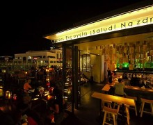 Sonoma Wine Garden at Santa Monica Place is just one of several restaurants on the Westside partnering up with Livngiv.com (Photo courtesy Sonoma Wine Garden)