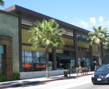 This Whole Foods was built on or near the Santa Monica Fault despite warnings from geologists, according to an L.A. Times report. State law prohibits construction atop faults and requires extensive studies. But the state has not created fault zones for the areas around the two faults. (Photo courtesy Whole Foods Market)