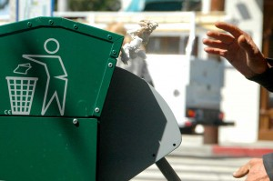 Council will likely grant $100,000 to be spent on the Big Belly/Smart Belly compactors in the next year. (File photo)