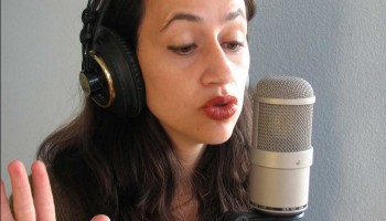 Santa Monica resident Ayana Haviv is a professional singer whose voice has appeared in several films. (Photo courtesy Ayana Haviv)
