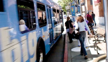 Big Blue Bus is eliminating transfers from one bus to another. Transfers to Culver City or Metro buses will still be sold. (File photo)