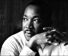 MLK stock photo