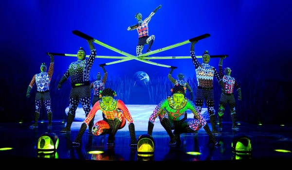 Photo courtesy ©2010 Cirque du Soleil Inc.