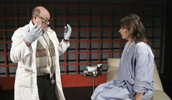 THIS WON'T HURT A BIT: 'Rx' is Kate Fodor's hilarious new romantic comedy, (Photo courtesy The Lost Studio)