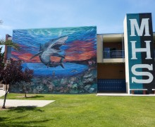 Malibu High School (File photo)