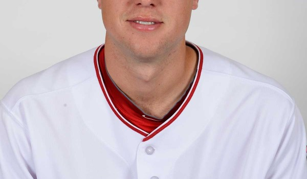Skaggs (Photo by Matt Brown/Angels Baseball LP)