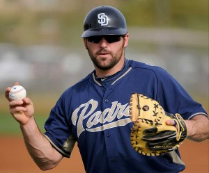 Cody Decker (Photo courtesy San Diego Padres)