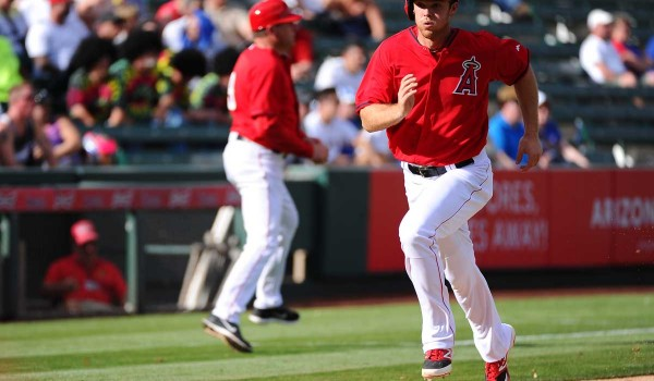 Brennan Boesch (Photo courtesy Los Angeles Angels)