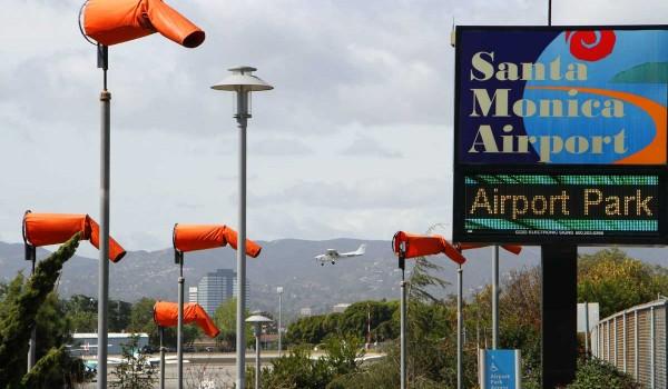 Santa Monica Airport (Daniel Archuleta daniela@smdp.com)
