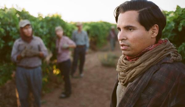 Michael Pena stars in 'Cesar Chavez.'