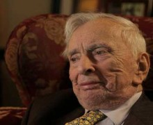 Man of Conviction: Gore Vidal railed against corporatocracy, American empire and its wars. (Photo courtesy Amnesia, LLC)