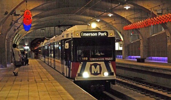 According to data collected by the American Public Transportation Association, Americans took 10.7 billion trips on public transportation in 2013—the highest number since the 1950s when many fewer of us owned our own cars. (Photo courtesy Missouri Dept. of Transportation)