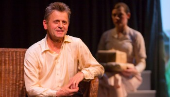 MAN OF THE HOUR: Mikhail Baryshnikov is returning to The Broad Stage. (Photo courtesy T. Charles Erickson)