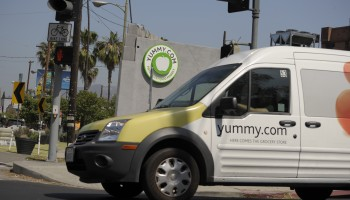 ON THE GO: Yummy.com has come to town. (Photo courtesy Steven F Heuer)