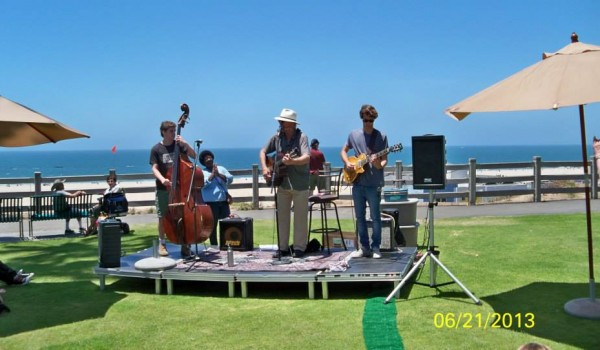 Last year's World Music Day at Palisades Park.