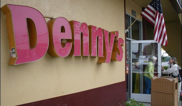 Denny's on Lincoln Boulevard. (Daniel Archuleta)