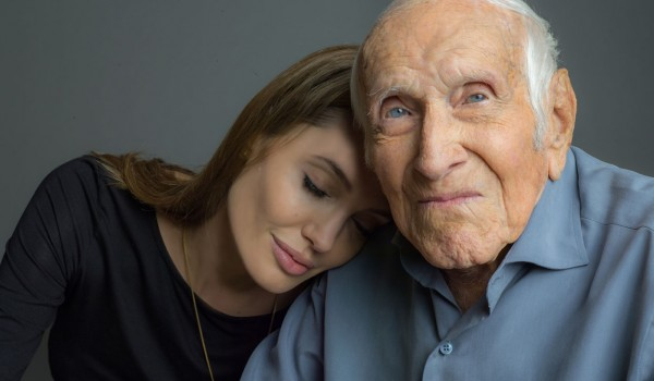 Jolie and Zamperini