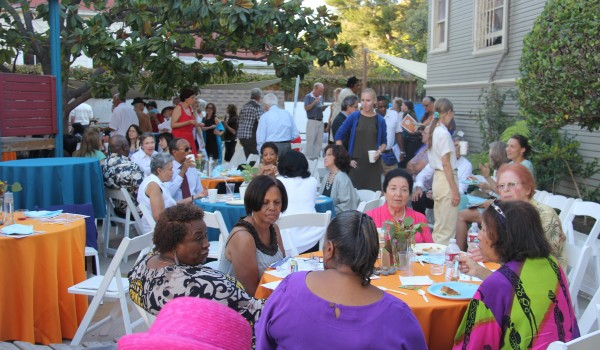 Community members celebrate the 2013 Communitas at the Church in Ocean Park. This year, the Oct. 11 awards will honor Katharine King, Blase and Theresa Bonpane and Bishop Minerva G. Carcaño. / Courtesy of The Church in Ocean Park