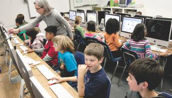 school tech computers
