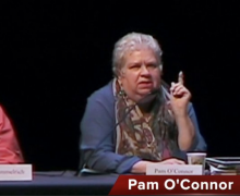 Pam o'connor