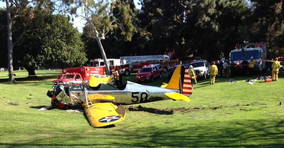 Small plane crash EDIT