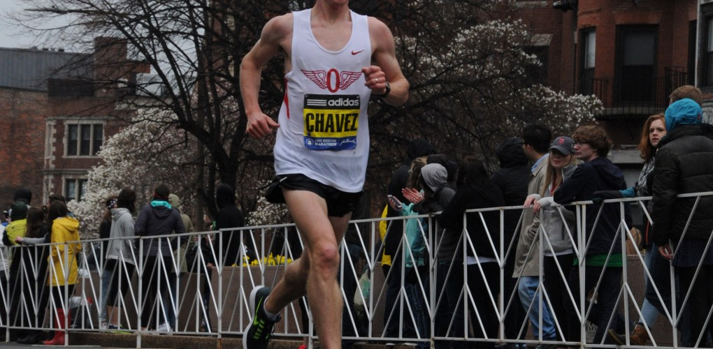 Chavez Running Boston crop