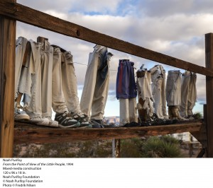 "Noah Purifoy, ""From the Point of View of the Little People"" (1994) Copyright Noah Purifoy Foundation Photo copyright Fredrik Nilsen"