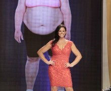 """EXTREME WEIGHT LOSS - """"Rachel"""" - Born with a winning spirit, Rachel began dancing at three years old. As Rachel grew older, her spirit was hampered by mixed feelings towards love, sex and religion, so she turned to food for emotional support and became obese. Now, looking to """"get her groove back,"""" Rachel's yearlong transformation will be featured in the episode of """"Extreme Weight Loss"""" airing on TUESDAY, JULY 28 (9:00-11:00 p.m., ET/PT) on ABC. Three-time Grammy Award winner Ne-Yo guest stars in a once-in-a-lifetime opportunity for Rachel to choreograph a dance routine for the hip-hop star. (ABC/Rick Rowell) RACHEL"""