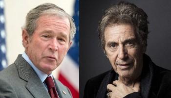 Bush-Pacino
