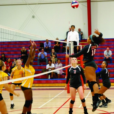 crossroads volleyball