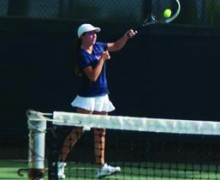 crossroads girls tennis