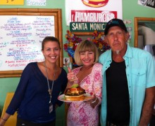 Buy Local Give Local Shaka Shack Owners and Molly