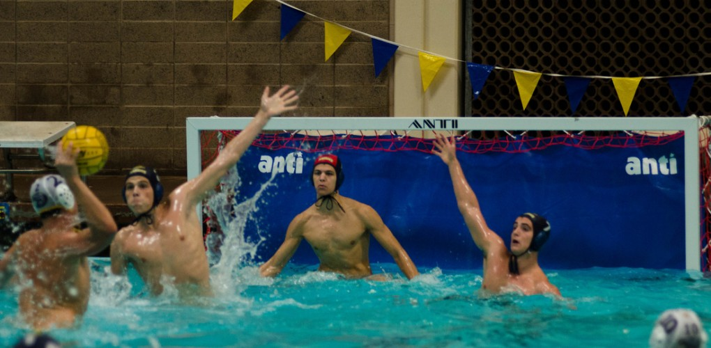 Samohi boys water polo
