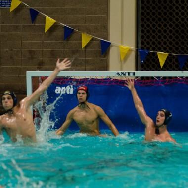 Samohi boys water polo