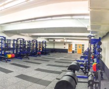 samohi weight room