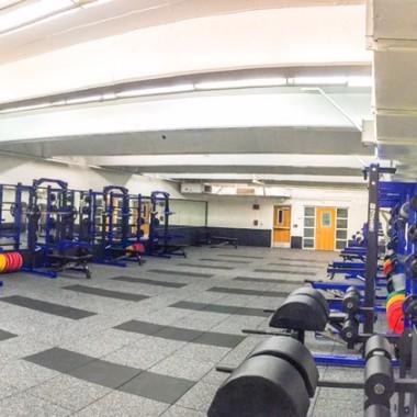 samohi weight room
